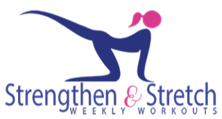 Strengthen & Stretch logo